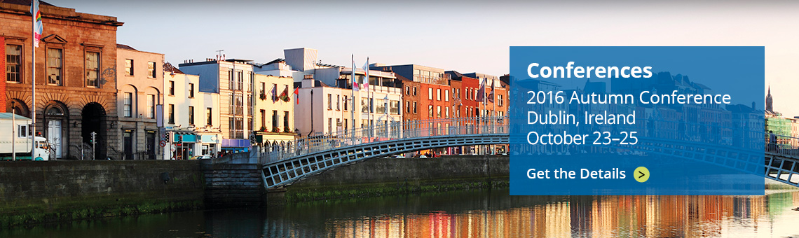 IMGL 2016 Autumn Conference - Dublin, Ireland